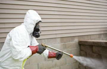 pest control inspections with great reviews