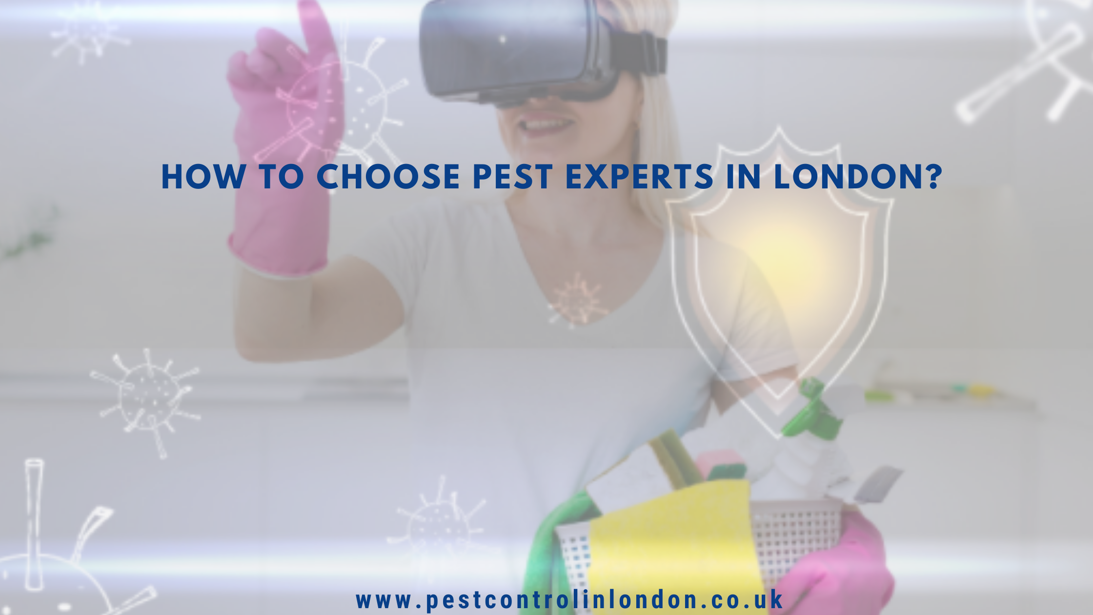 How to choose pest experts in London_