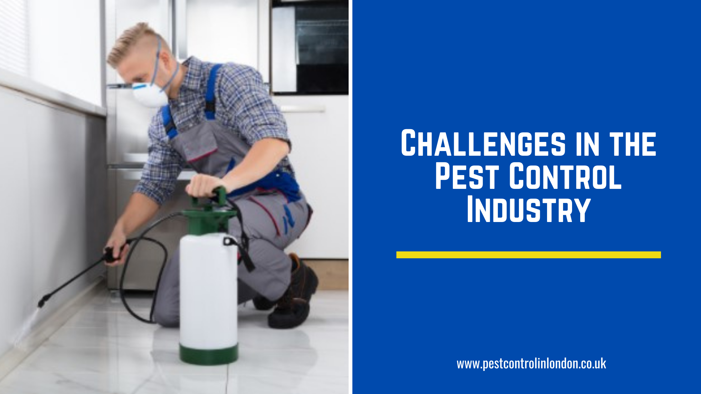 Challenges in the Pest Control Industry