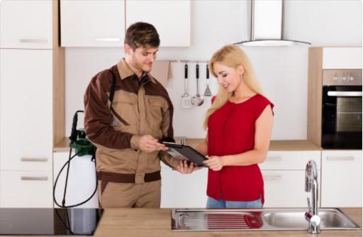 Pest control Inspection checklist