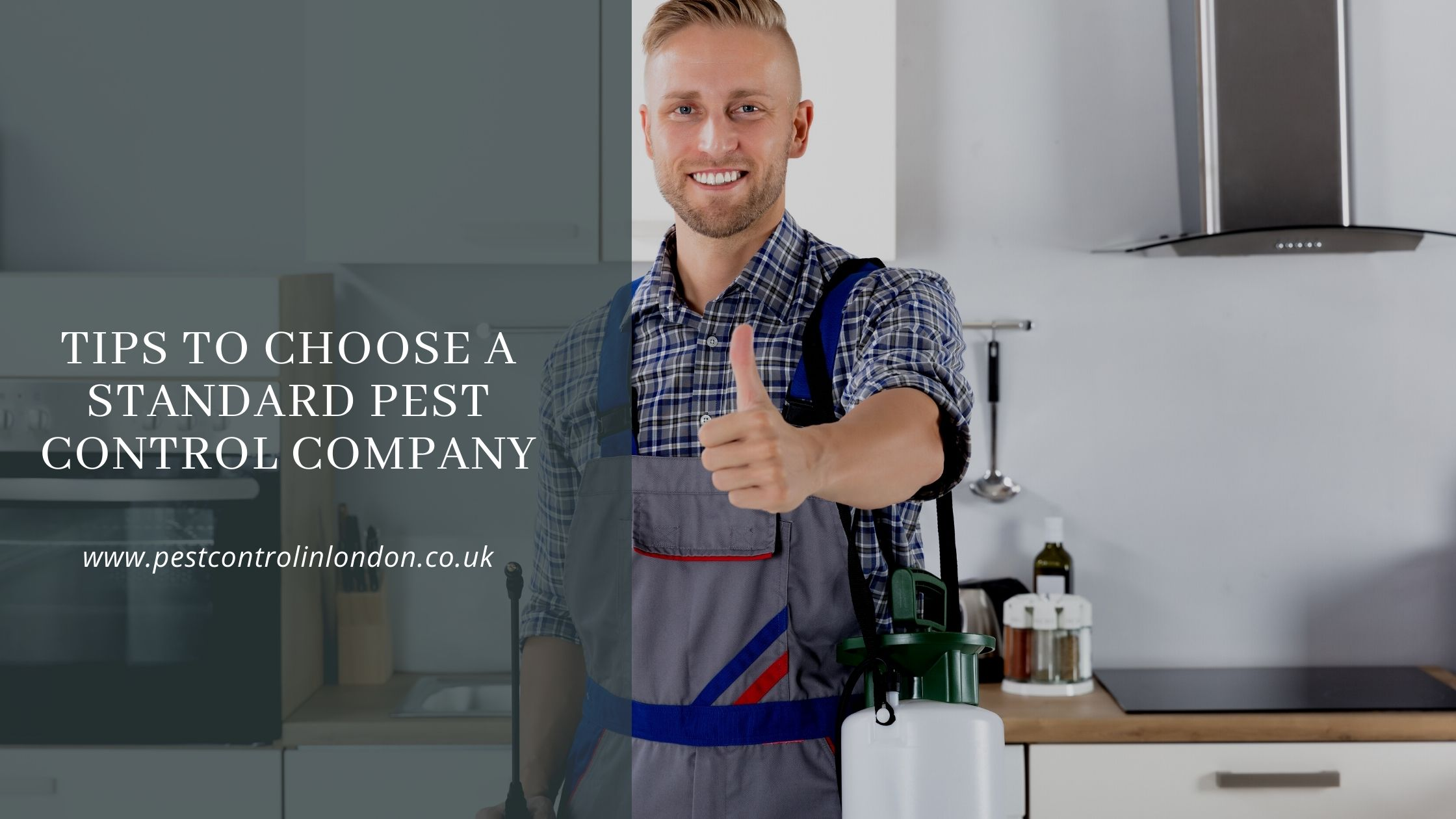 Tips to choose a standard Pest control company