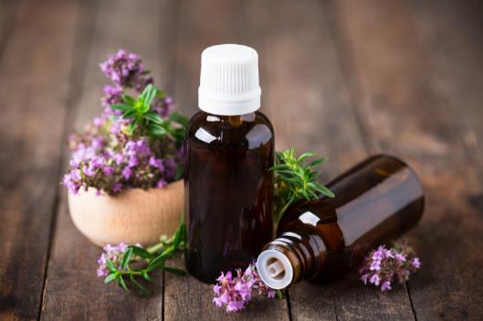 Essential Oils Flea Spray